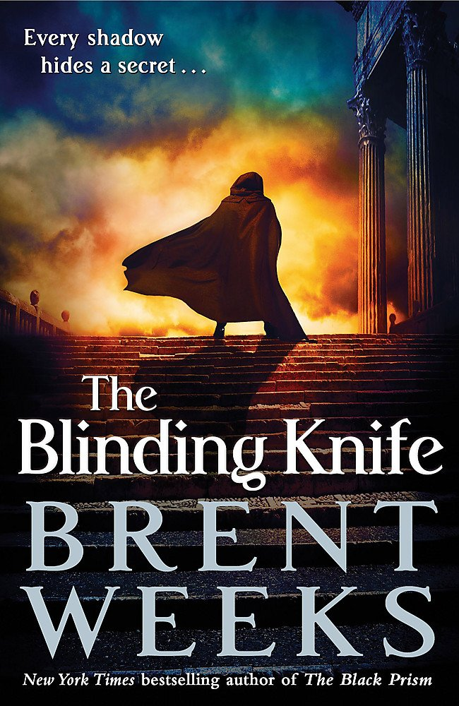 Download The Blinding Knife: Book 2 of Lightbringer pdf