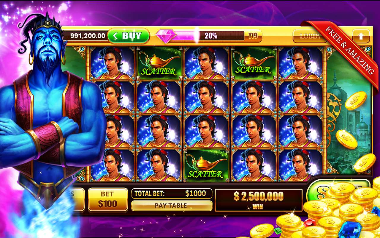 Video Slot Machines Online Free