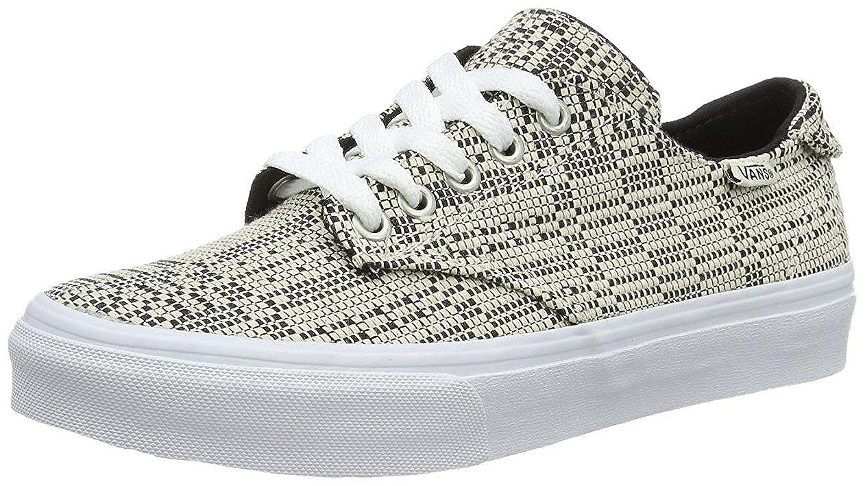 Vans Damen Wm Camden Deluxe Sneaker, SchwarzWeiß, 36 EU