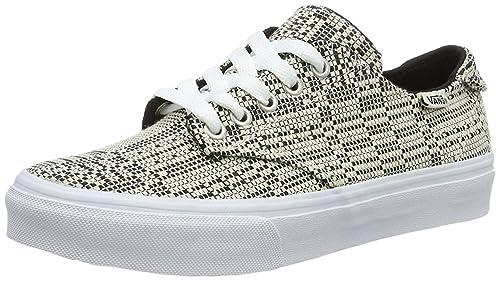 it 6 Amazon Vans Wm 36 Deluxe Camden Sneaker Eu Nerobianco us x68vOP