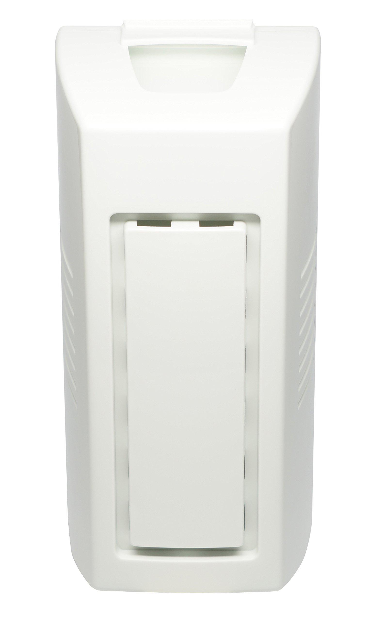 Big D 759 Large Passive Dispenser, Holds Gel or Wick Deodorants - Air freshener dispenser ideal for restrooms, offices, schools, restaurants, hotels, stores