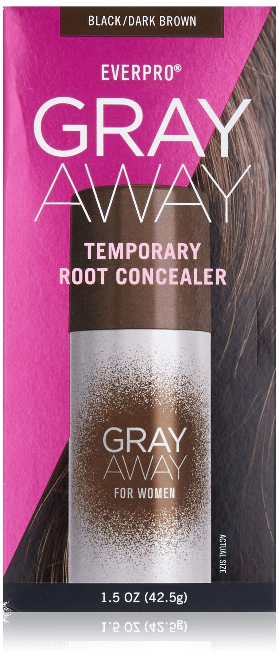 Everpro Gray Away Temporary Root