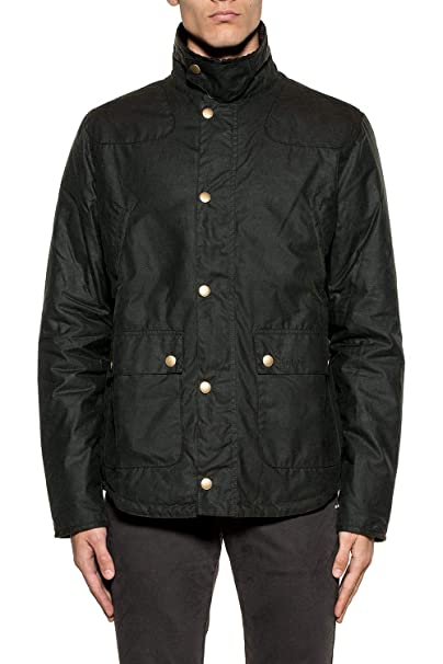 Barbour Luxury Fashion Hombre BACPS1559SG51 Verde Cazadora ...