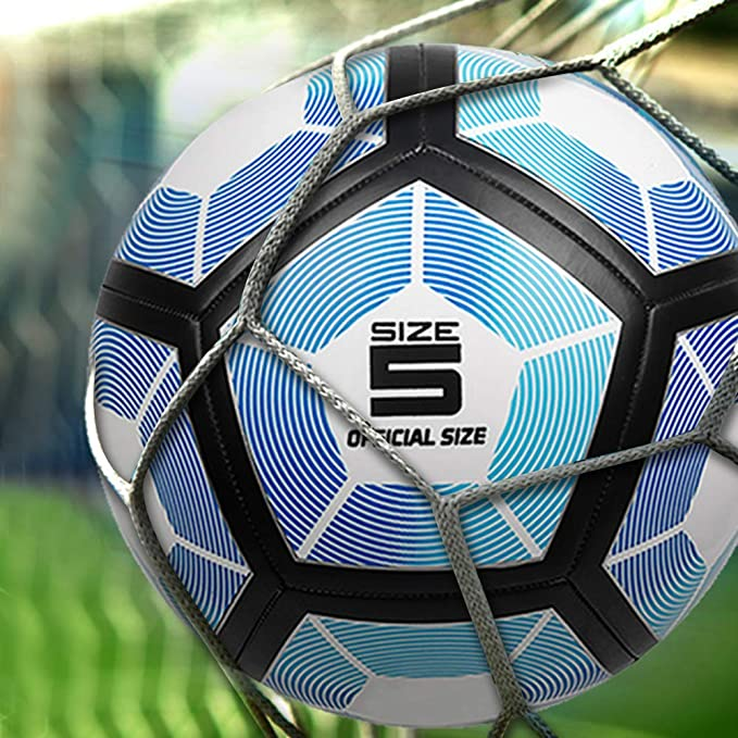 YANYODO Balón de fútbol, balón de fútbol para niños/jóvenes ...