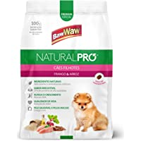 Ração Baw Waw Natural Pro para cães filhotes sabor Frango e Arroz - 1kg