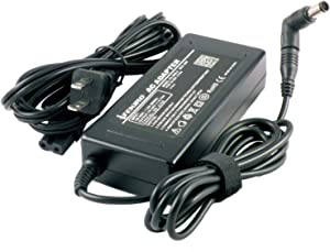 iTEKIRO Laptop AC Power Adapter Notebook Charger for HP Pavilion dv6-1199eg dv6-1203tx dv6-1204tx dv6t dv6t-1000 dv4-4140us dv6-6c10us dv6-6c16nr dv6-6c13cl dv6-6c35dx dv6-6c40us dv6-6c47cl dv6-6c48us dv6-6c50us dv6-6108us dv6-6117dx dv6-6131us dv6-6135dx dv6-6159us dv6-6173cl dv6-6180us dv6-3145dx dv6-6145dx dv6-6110us dv6-6140us dv6-6169us dv6-7010us dv7-4263cl dv7-6135dx dv7-4165dx dv7-6b55dx + iTEKIRO10-in-1 USB Charging Cable