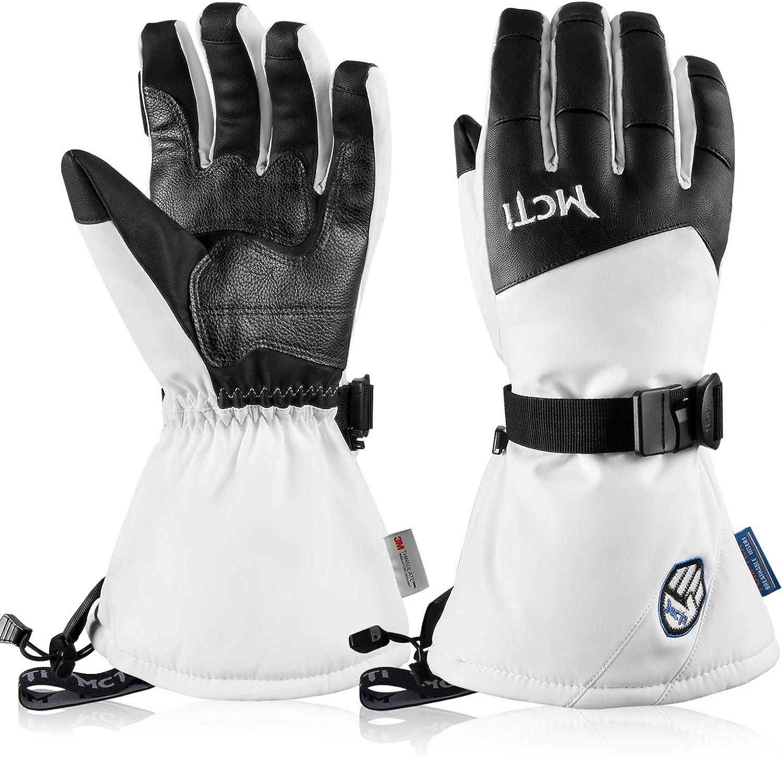MCTi Men's Ski Gloves