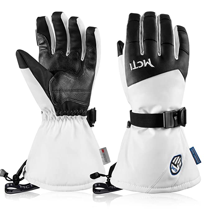 MCTi Men's Ski Gloves