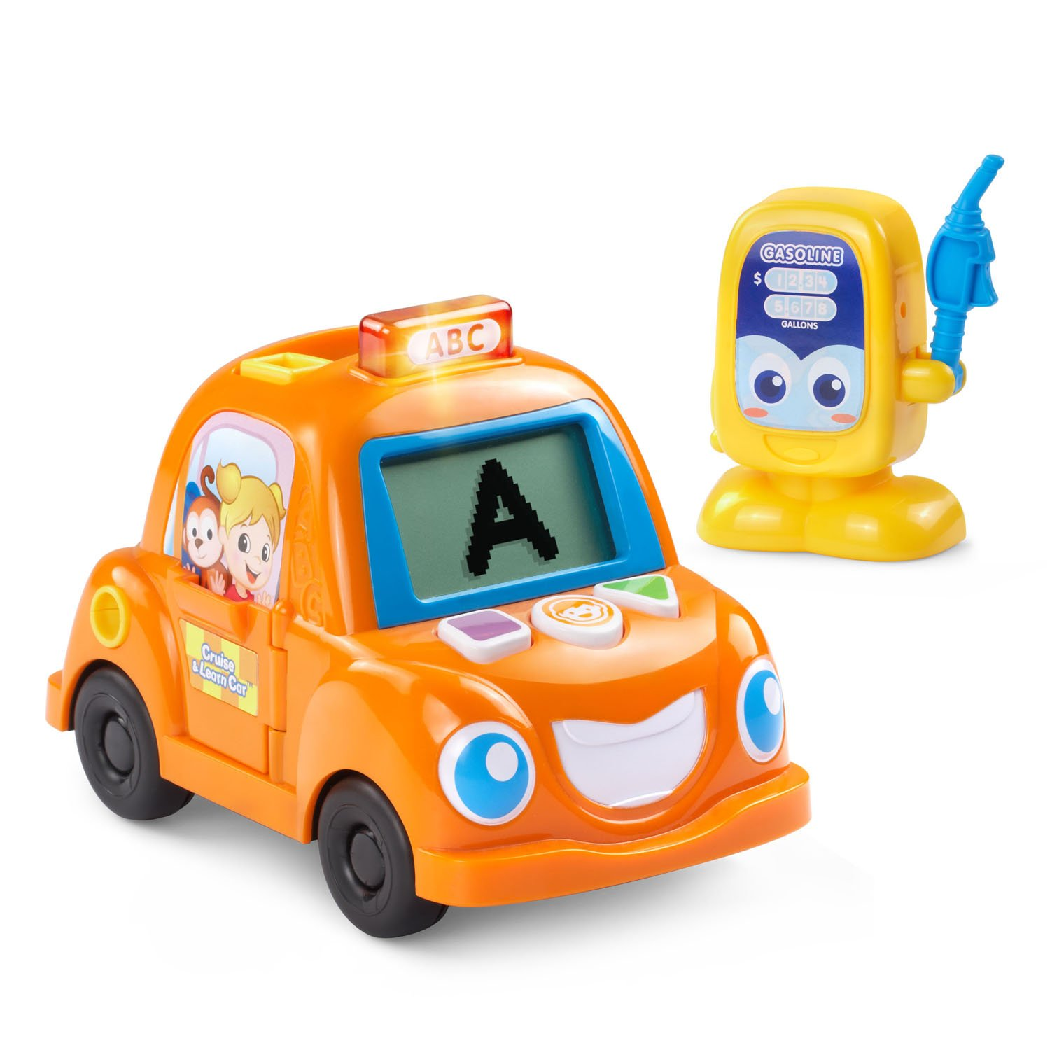 Amazon VTech Cruise and Learn Car Toys & Games