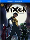 Vixen: The Movie [Blu-ray + Digital Download] [2017]