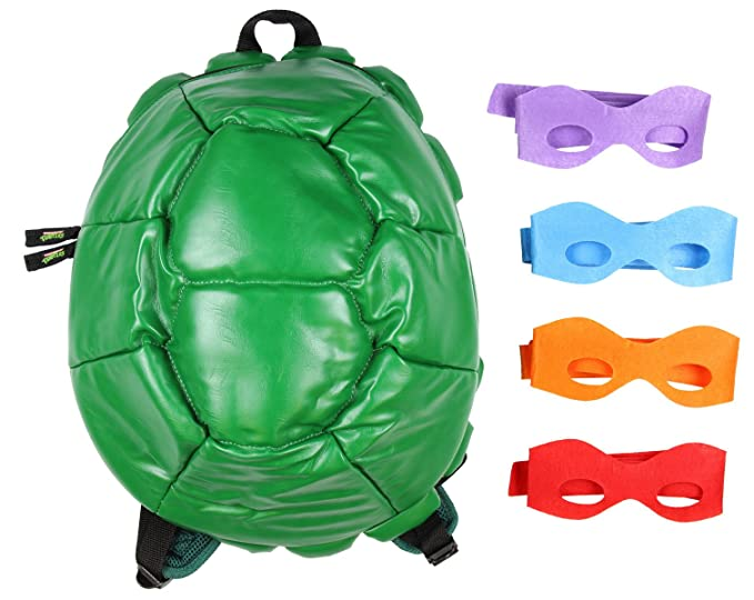 Amazon.com: Teenage Mutant Ninja Turtles Mochila 3D ...