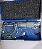 Aerospace Outside Micrometer, 0-25 mm x 0.01 mm