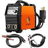 MMA-200, 200 Amp Stick Arc DC Welder, IGBT Digital Inverter 110V ...