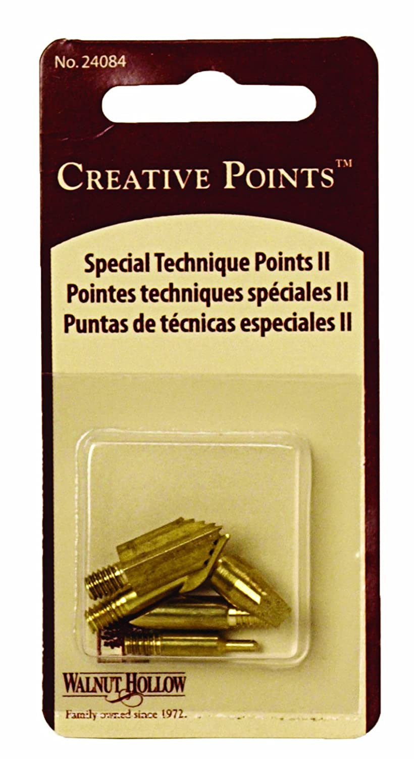 Walnut Hollow Replacement Points Tips for Woodburners and Hot Tools Set No.2 24084