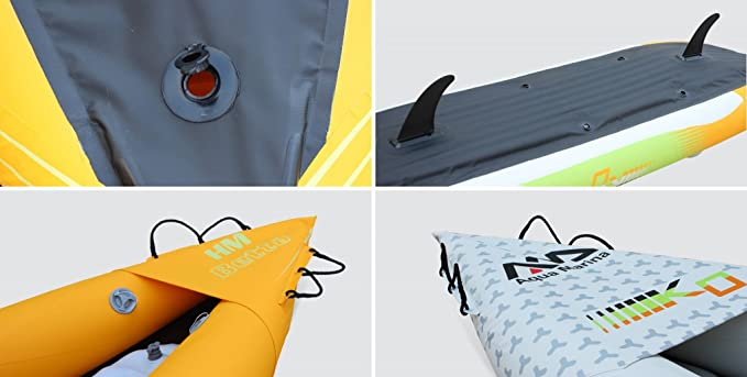 Alices Garden - Canoe kayak Betta K0 hinchable biplaza con ...