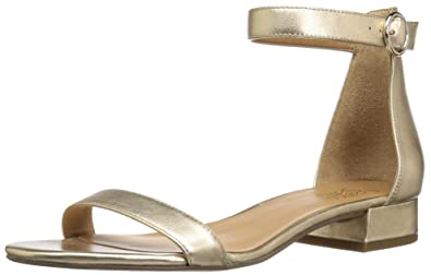 7dca83893 Amazon.com  Franco Sarto Women s Swan Heeled Sandal  Shoes