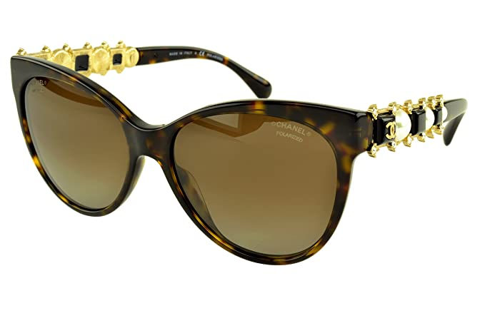 dcfeff1e4c983 Image Unavailable. Image not available for. Colour  Chanel Bijou Ch5336HB  c714 S9 polarized sunglasses