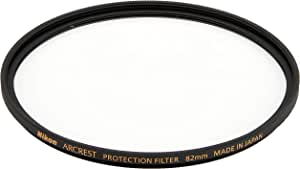Nikon lens filter ARCREST PROTECTION FILTER lens protection for 82mm Nikon genuine AR-PF82