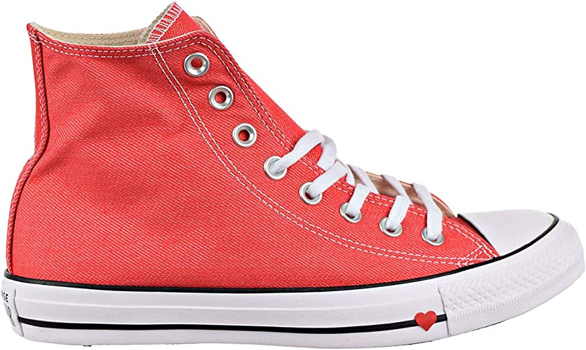 | Converse All Star Hi HeartsBlack | Fashion