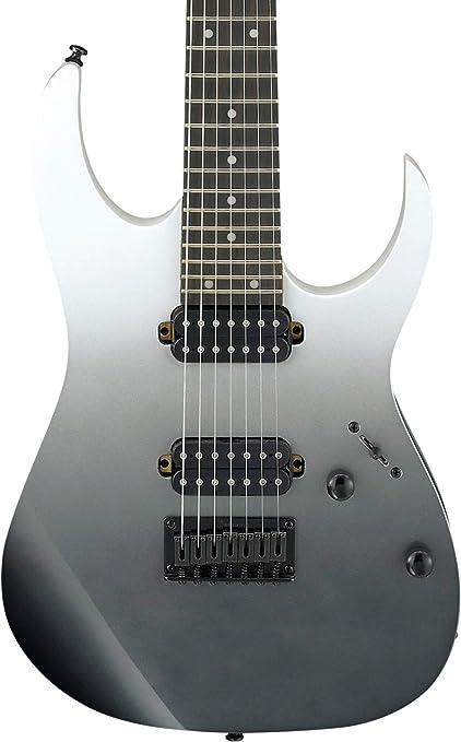 Ibanez RG serie rg7421 (7 cuerdas Guitarra eléctrica: Amazon.es ...
