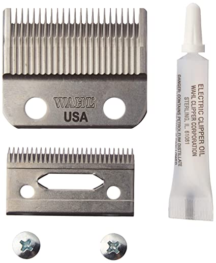 Wahl Hold Clipper Blade With Oil And Screws 8e6415b83fa5
