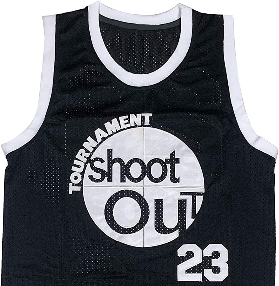 N-A Mens Tournament Shoot Out Above Birdmen 23 The Rim 1994 Pac 2 Basketball Jersey Stitched