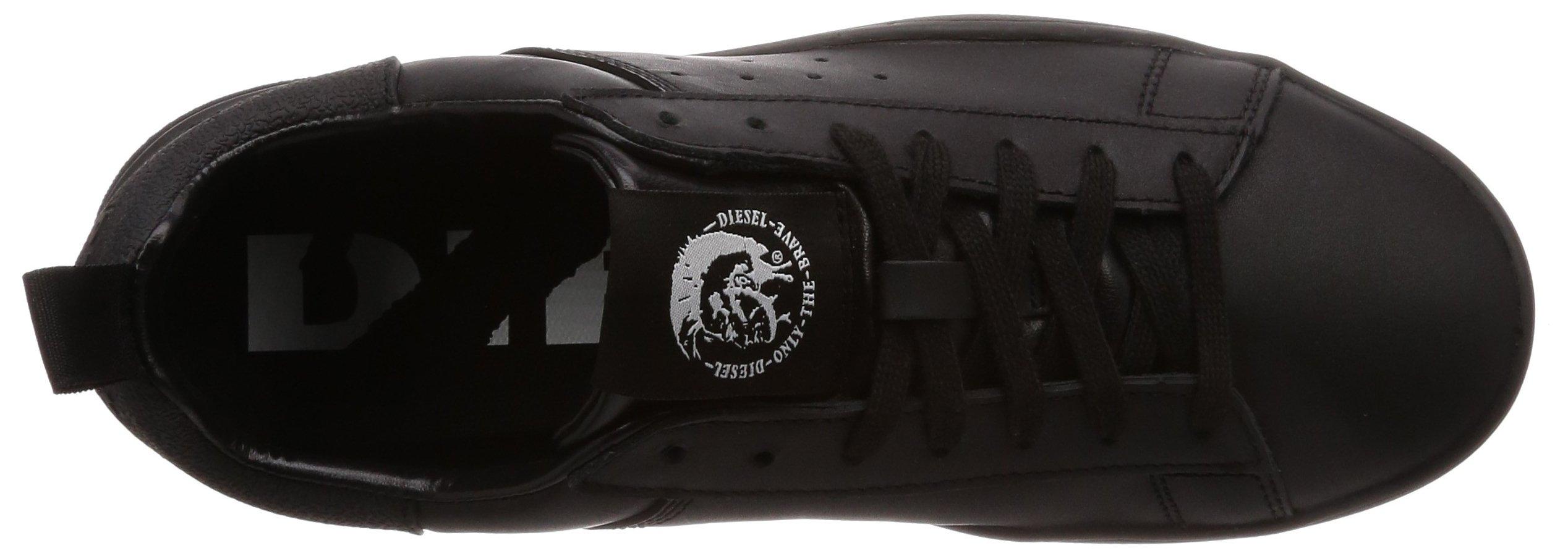 Diesel Men's S-Clever Low-Sneakers Black, 8 M US by Diesel (Image #7)