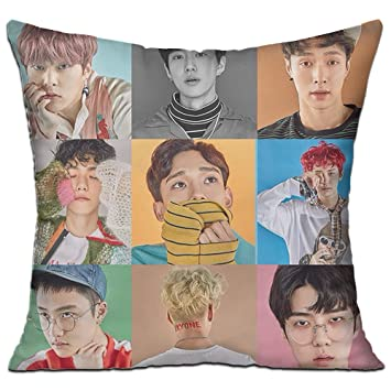 touch-pillows Exo manta almohada Funda de almohada cojín 18 ...