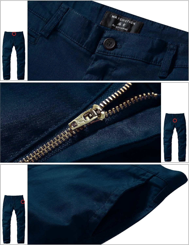 Match Pantalon d/écontract/é Extensible et ajust/é pour Homme #8105
