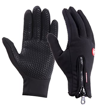 TOUCHSCREEN FAZITRIP WINTER MENS WOMENS GLOVES RUNNING THERMAL GLOVES BREATHABLE