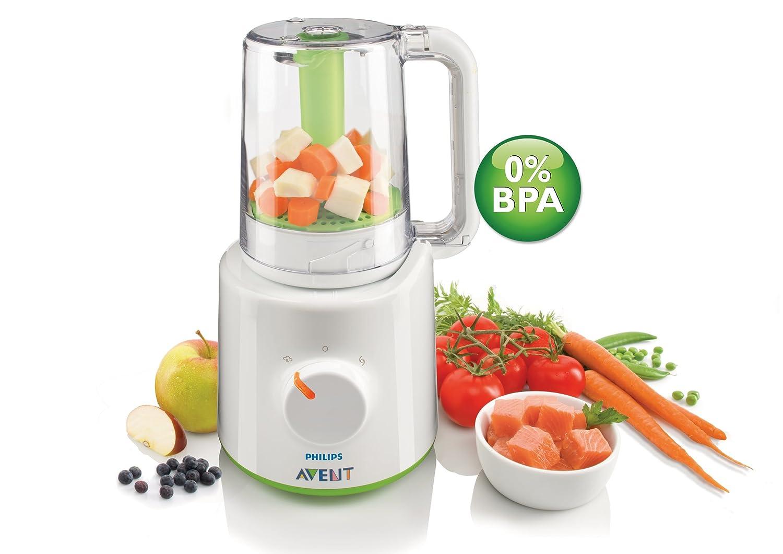 Philips Avent Combin 233 Baby Food Steamer Amp Blender Fresh