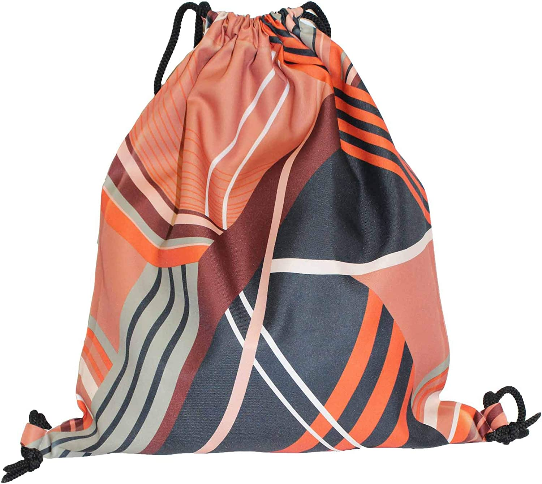 1 x Red 100/% Cotton Drawstring Rucksack Backpack Tote Bag PE sack Kids Sport