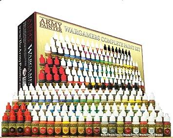 Ensemble Complet De Peinture Kit De Peinture Pour Miniatures Avec