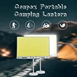 360° Light Portable Work Light LED Camping Lantern with Magnetic Base - 12000W 10000LM Super Bright for Outdoor Activities, Emergency, Utility Use
