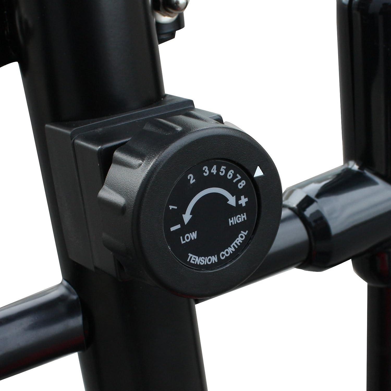 ECO-DE Bicicleta Elíptica Elliptical Bike: Amazon.es: Deportes y aire libre