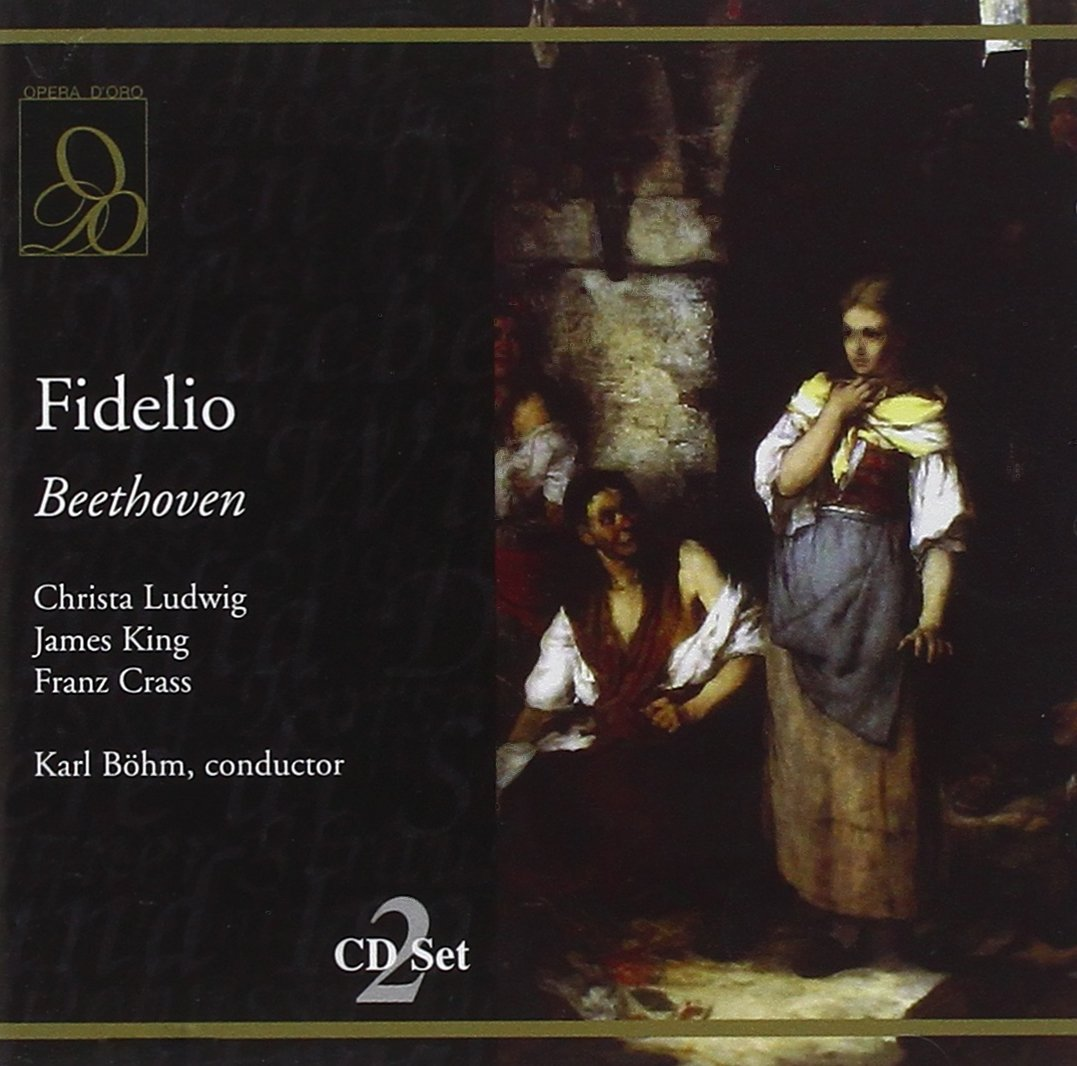 Beethoven: Fidelio ~ Bohm / Ludwig / Hotter by Opera D'Oro