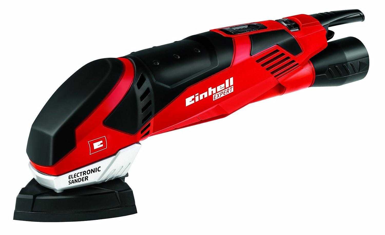Einhell 4464250 LIJADORA Delta Electronica TE-DS 20 E, 200 W, 230 V, Rojo expert pro profesional