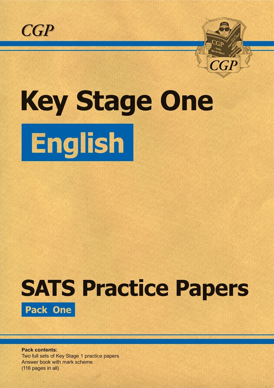 KS1 English SATS Practice Papers: Pack 1 (Updated for the 2017 Tests and Beyond) pdf