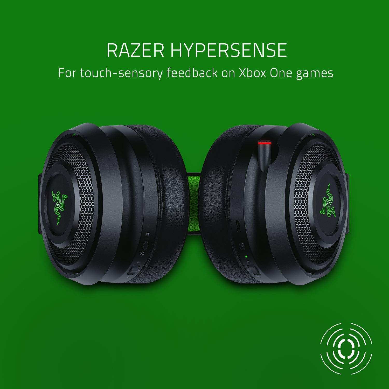 Razer Nari Ultimate Gaming-Headset f/ür Xbox One mit Razer HyperSense