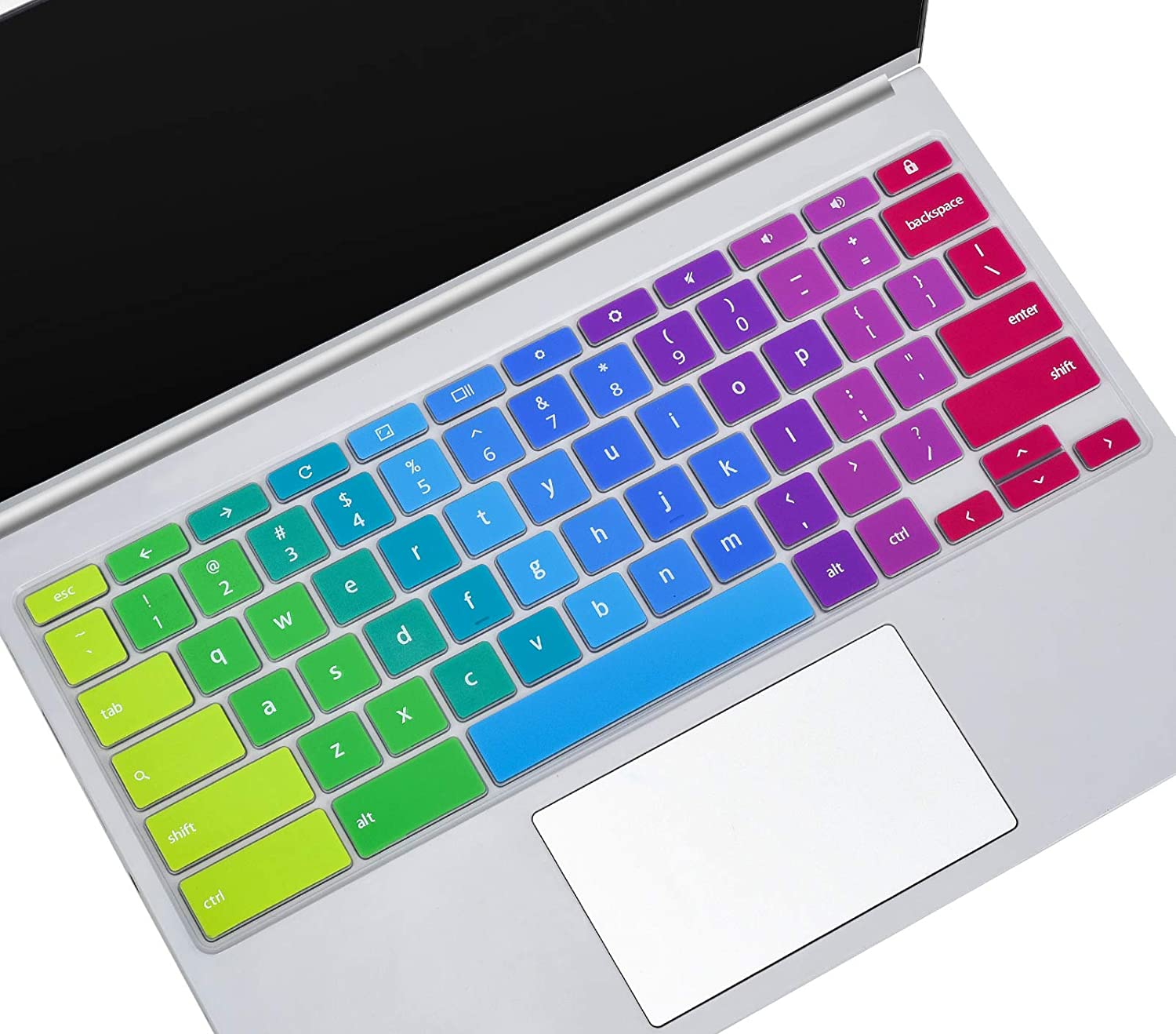 Keyboard Cover Design for 2020 Lenovo Chromebook Flex 5 2-in-1 13
