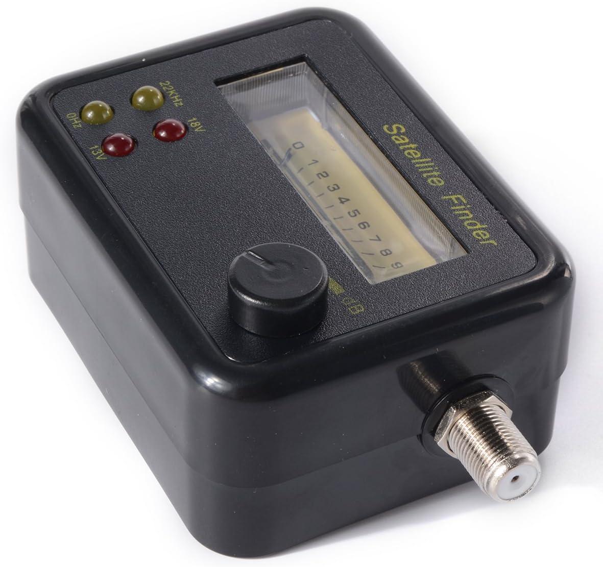 XCSOURCE SF 2400 Satfinder Detector-localizador de señal de satélite digital