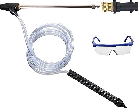 M MINGLE Pressure Washer Sandblaster Kit