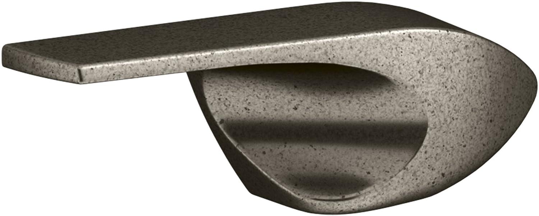Satin Brass x 3//8 OD Compression Contemporary Lever Fit Extension Valve Kit Jaclo 316-L-62-SB 1//2 Copper Sweat