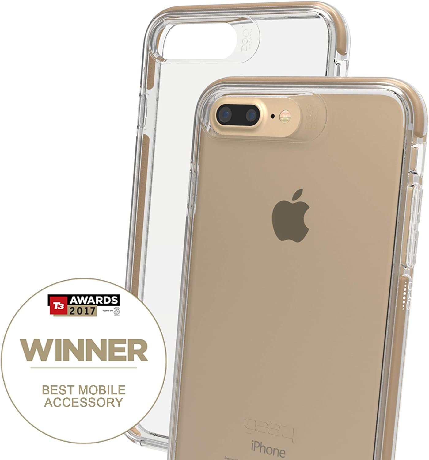 GEAR4 Case for iPhone Gold