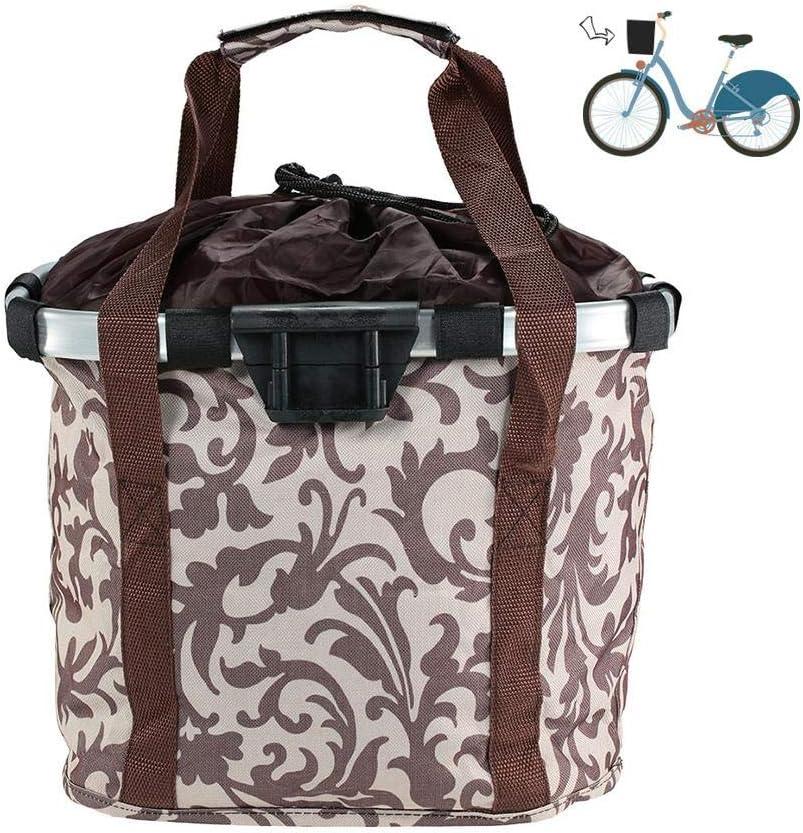 Cesta para bicicleta de perro, bolsa de transporte para mascotas ...