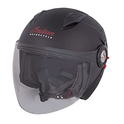Indian Motorcycle Liberty Jet Helmet- Large