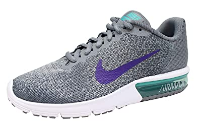 best sneakers a3290 8df4a Image Unavailable. Image not available for. Color  Nike Women s Air Max  Sequent 2 Running Shoe ...