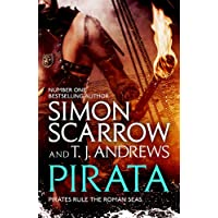 Pirata: The bestselling author of The Eagles of the Empire novels brings the pirate-infested Roman seas to life