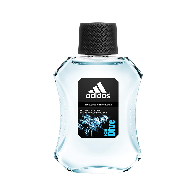 Adidas Ice Dive Eau de Toilette para Hombre - 100 ml.: Amazon.es: Belleza
