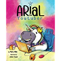 Arial, the YouTuber (UnicornPreneur)